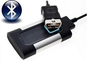 Autocom CDP Plus (USB+Bluetooth) Двухплатник